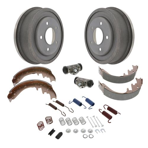 F-150 SVT Lightning Rear Drum & Shoe Kit (93-95)
