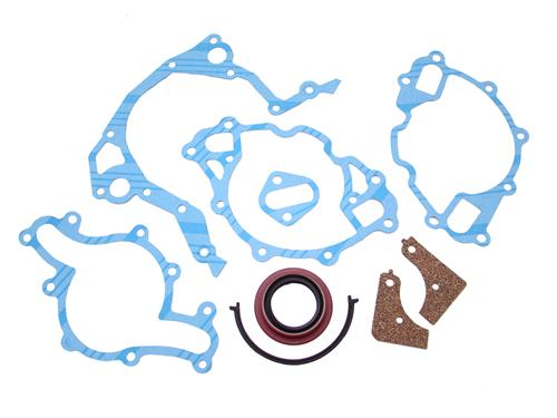 Mustang Fel Pro Timing Cover & Water Pump Gasket Set (79-95) 5.0 5.8