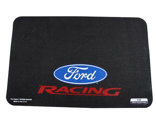 Fender Gripper  w/ Ford Racing Logo  FORD RACING - BLACK