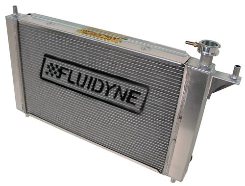 Fluidyne  Mustang 3 Row Aluminum Radiator with Manual Transmission (94-95) FHP30-95MU