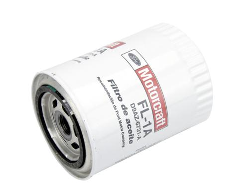 Motorcraft  Mustang Oil Filter (79-95) 5.0 - Picture of Motorcraft  Mustang Oil Filter (79-95) 5.0