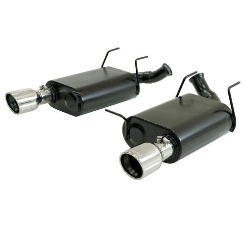 Mustang Flowmaster Force 2 Axle-Back Exhaust System (11-14) 3.7L