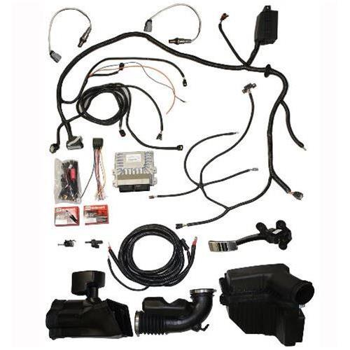 Ford Performance Mustang Controls Pack For Gen II 5.0L Coyote Crate Engine  - Manual  M-6017-504V