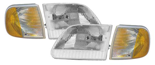 SVT Lightning Headlight Kit (99-00)