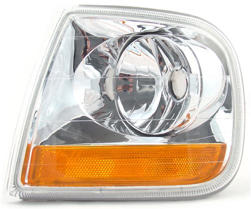 F-150 SVT Lightning Sidemarker Light, LH (01-04)