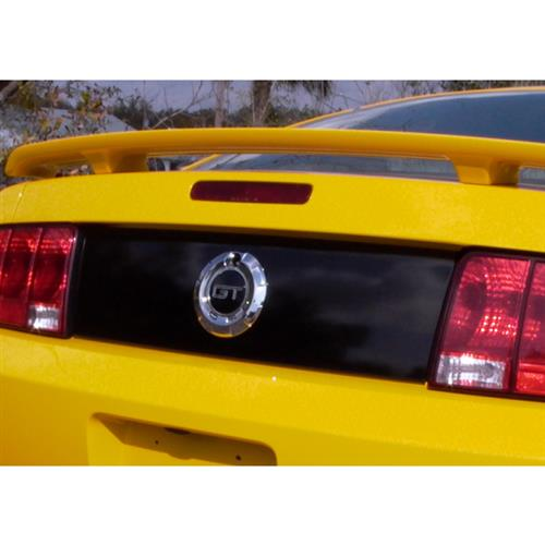 Graphic Express Mustang Blackout Panel Decal  - Gloss Black (05-09)