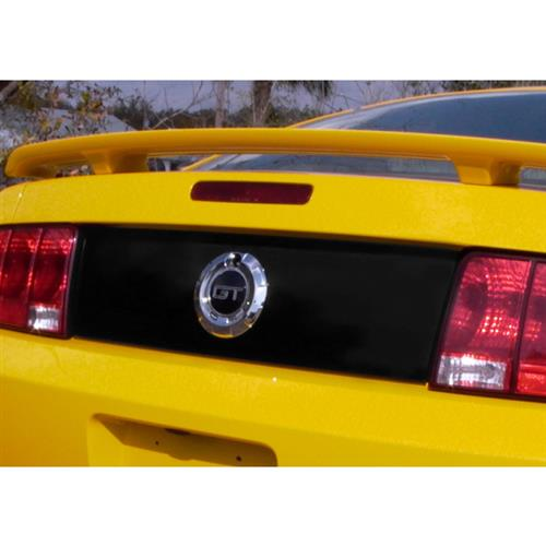 Graphic Express Mustang Blackout Panel Decal  - Matte Black (05-09)
