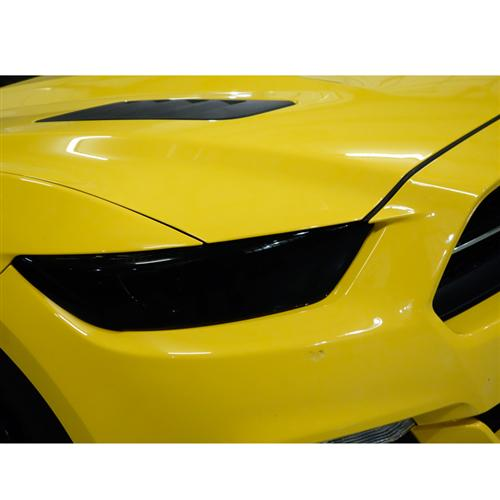 Mustang Smoked Headlight Covers (2015) 0994S