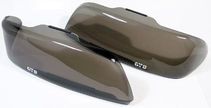 GTS Mustang Smoked Headlight Covers (87-93) GT0223S