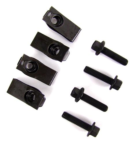 Mustang Lower Shift Boot Hardware Kit (79-04)