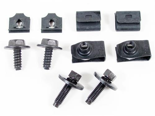 Mustang Fan Shroud Hardware Kit (86-93)