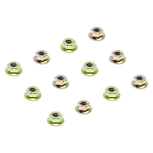Mustang Front Bumper Cover Nuts  (87-93)