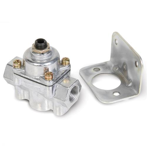 Holley Mustang Carbureted Bypass Fuel Pressure Regulator (79-85) 12-803BP