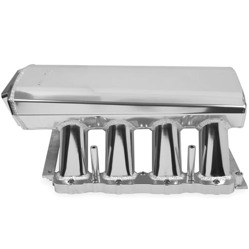 Holley Mustang Sniper Intake Manifold w/ Fuel Rails  - Polished (05-09) 4.6 829081