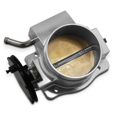 Holley Mustang Sniper Throttle Body  - Silver (11-14) 5.0 860009