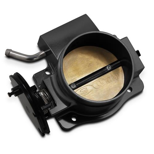 Holley Mustang Sniper Throttle Body  - Black (11-14) 5.0 860010