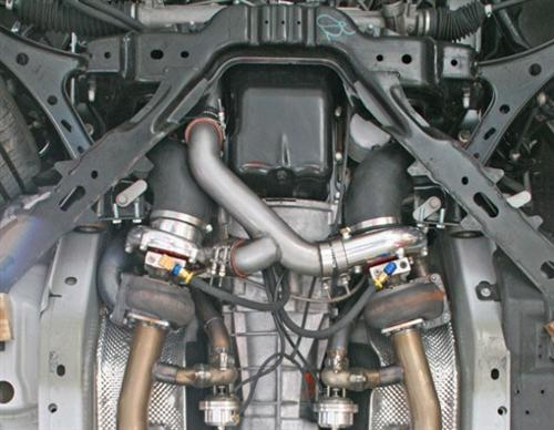 Hellion Mustang Twin Turbo Kit (07-11) GT-500 5.4L