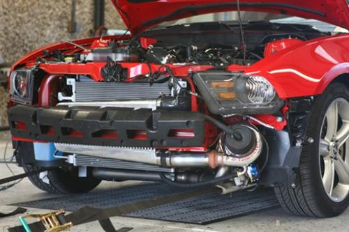 Hellion Mustang Single Turbo Kit (11-14) GT 5.0L