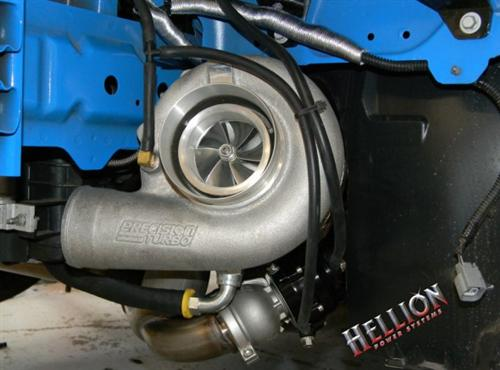 Hellion Mustang Single Turbo Kit (11-14) V6 3.7L