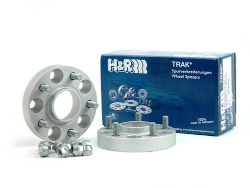 H&R Mustang Trak+ Wheel Spacers - 25mm (79-14) 5065705