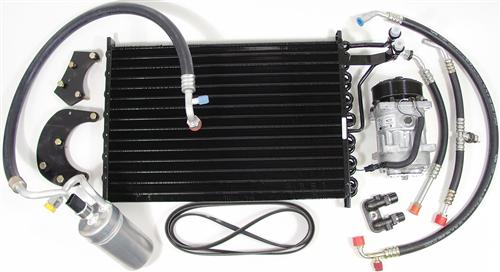 Mustang Air Conditioner (A/C) Conversion Kit, R-12 - R-134 (82-86) 5.0L