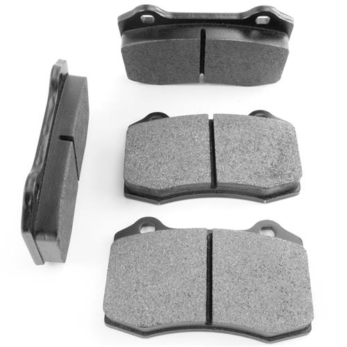 Hawk Mustang Front Brake Pads - HP-Plus (2000) Cobra R HB194N.665