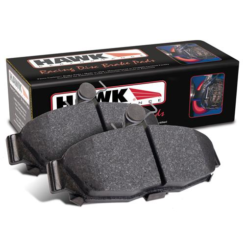 Hawk Mustang Rear Brake Pads - HPS Compound (05-14) HB485F.656