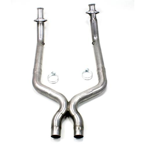 "JBA GT500 3"" Off Road X-Pipe (11-14) 1798SX"