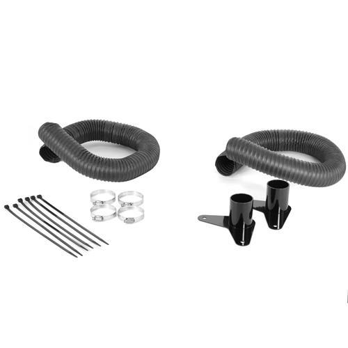 JLT GT500 Brake Cooling Kit No Bezels (07-09) JLTBCK-GT500