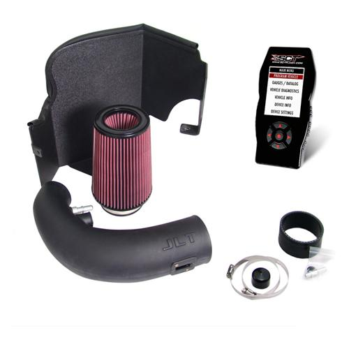 JLT Mustang Cold Air Intake Tuner Kit  (11-14) GT 5.0L CAIFMG11-K