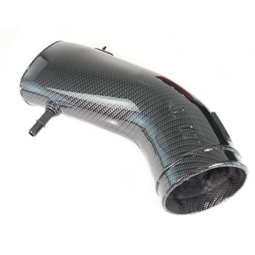 JLT Mustang Cold Air Intake - Roush/VMP Supercharger  - HydroCarbon (15-17) CAI-MGRS-15-HC