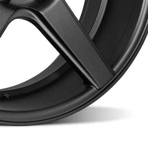 KMC Mustang 685 District Wheel - 20x8.5 Satin Black (05-18) KMC68528512735