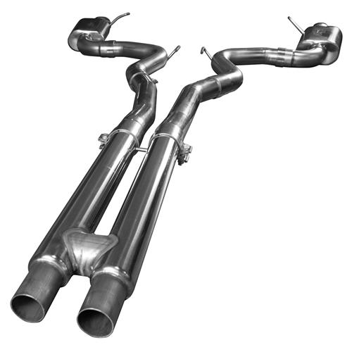 "Kooks Mustang 3"" Catback Exhaust Kit w/ H-Pipe (2015) 5.0 11514400"