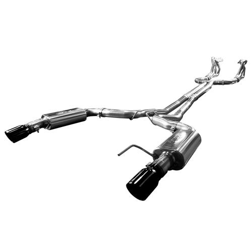 "Kooks Mustang 3"" Off-Road Exhaust Kit w/ X-Pipe (2015) Kooks Headers Connect 11515110"