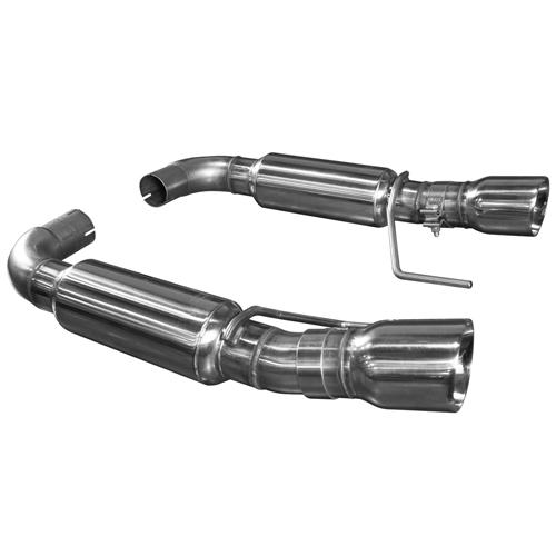 Kooks Mustang Axle Back Exhaust Kit (2015) 11516200