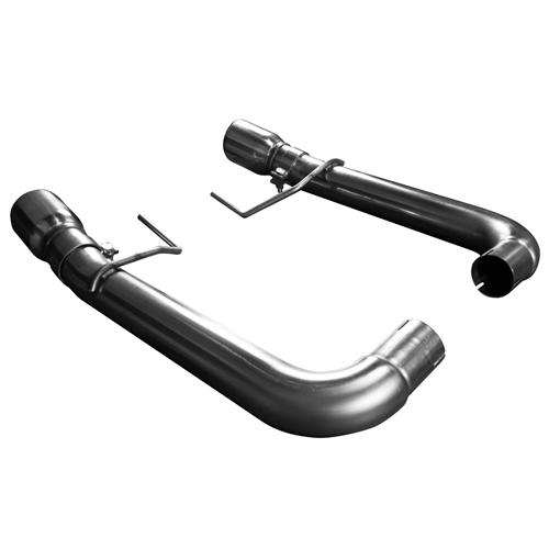 Kooks Mustang Muffler Delete Axle Back Exhaust Kit (2015) 11516400