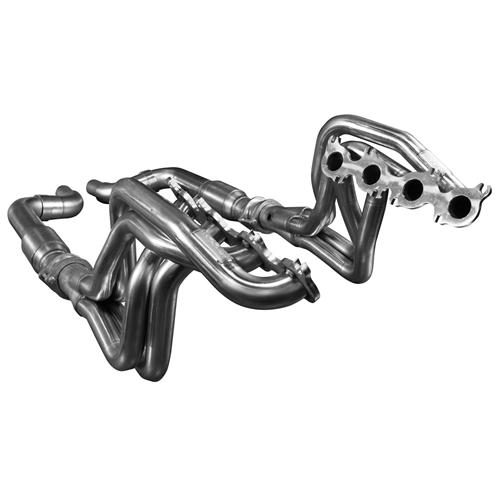 "Kooks Mustang Longtube Headers - 1-3/4"" (2015) Catted Extensions 5.0 1151H220"