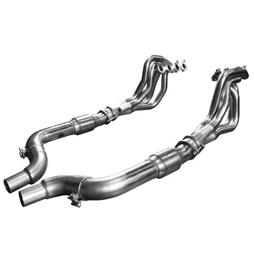 "Kooks Mustang Longtube Headers - 1-7/8"" (2015) Catted Extensions 5.0 1151H420"