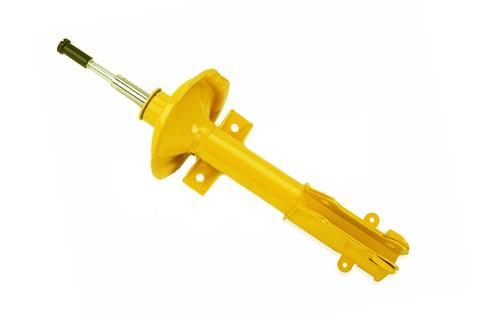 Mustang Koni Yellow Front Strut, Adjustable  (05-10)