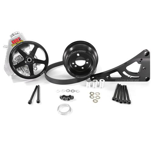 Mustang KRC Coyote Swap Power Steering Pump Kit