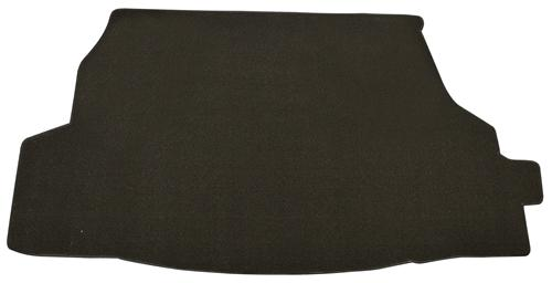 Mustang Trunk Mat without Shaker 1000 Black (05-06) Convertible F052001999-4265