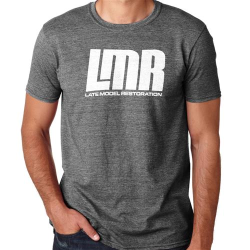 LMR T-Shirt (Medium) Smoke Gray