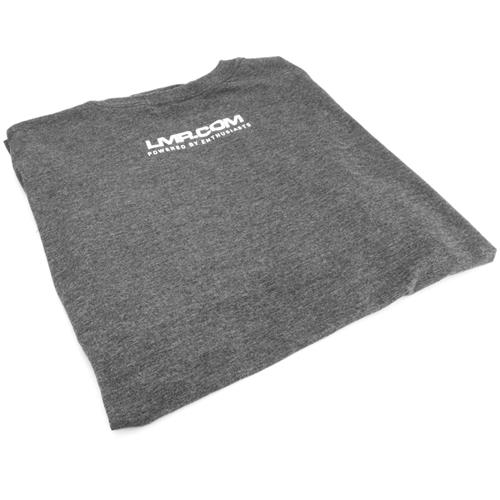 LMR T-Shirt (XL) Smoke Gray