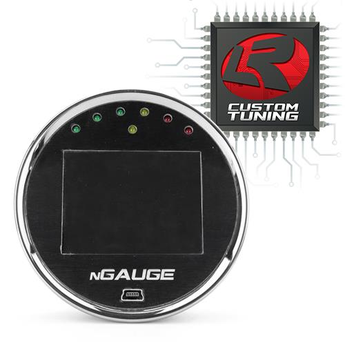 Mustang nGauge Digital Gauge With Lund Racing Tune (07-16)