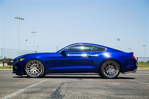Mustang Downforce Wheel - 20x8.5 Platinum (05-16)