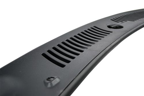 Mustang cowl vent cover  lmr