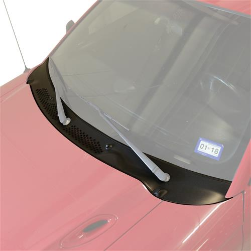 Mustang cowl vent cover f zz  lmr