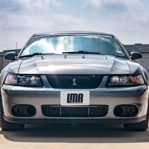 Mustang Smoked Fog Light Tint (03-04) Cobra