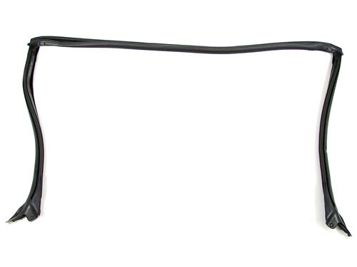 Mustang Windshield Header Weatherstrip (01-04) Convertible