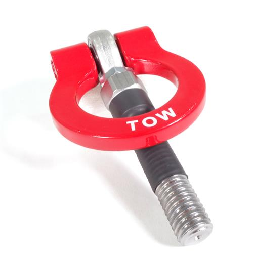 Mustang GT350 Front Tow Hook - Red (15-17) 04151101